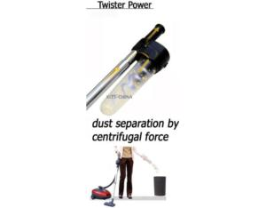 Twister Power for Vacuum Cleaner (CIE-01)