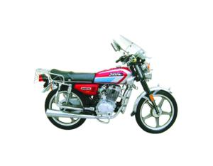 New CG125 Motorcycle with New Design Three Headlight (JD125-17B)