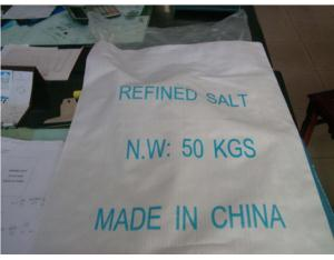 Refined Salt Food Grade