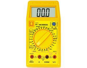 M3900 3 1/2 Digital Multimeter
