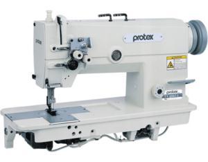 DOUBLE NEEDLE FLATBED LOCKSTITCH SEWING MACHINE