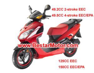 49.2CC/49.5CC/125CC/150CC Scooter (RS-701-4)