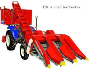 Corn Combine Harvester (4YW-3)