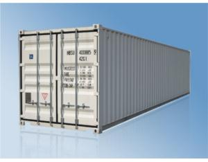 40ft GP ISO Dry Cargo Container