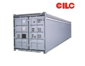"ISO Container (40"" Open Top)"