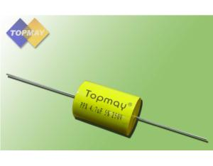 Axial Metallized Polypropylene Film Capacitor (TMCF20)
