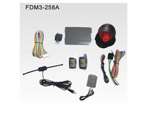 Two Way Car Alarm Systemm (FDM3-258A)