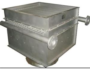 Heat Exchanger With Evaporation Fan