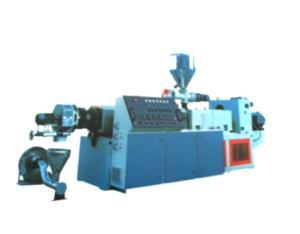 PVC Prilling / Granulating Extrusion Machine