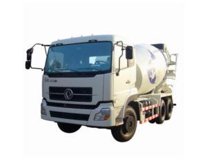 Concrete Mixer Truck with 10m3 Drum Capacity (SW5253GJB)