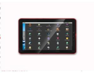 """10.1"""" New Tablet PC With GPS/WiFi (T1002)"""
