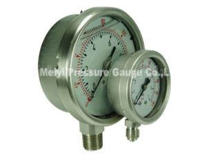 All Stainlee Steel Pressure Gauge (MY-SSN-111)