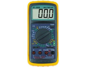 DT5808 3 1/2 Digital Multimeter