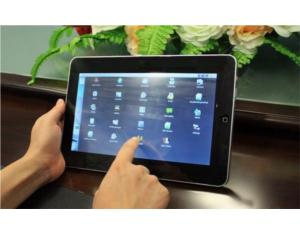 10.2 Inch Android 2.1 Tablet PC Mid China H-iPad