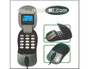 Optical Mouse Skype Phone (EGUSB01)