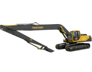 Sinoway Long Reach Boom Crawler Excavator (SWE210LB)