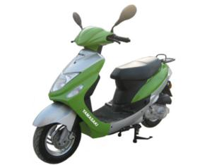 Gas Scooter (YM50QT-C2)