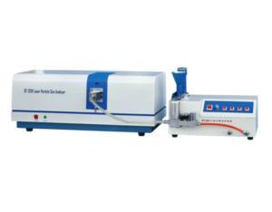 BT-2001 Laser Particle Size Analyzer