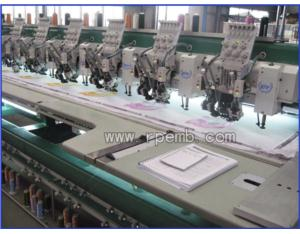 Chenille Embroidery Machine (RPCL60912)