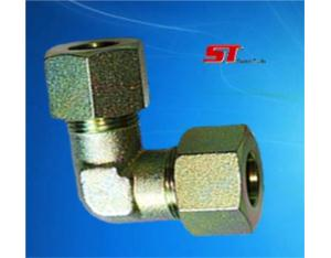 Carbon Steel Pipe Fitting Hydraulic Hose Fitting