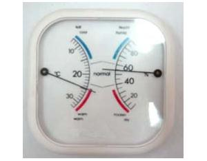 Bimetal Thermometer (ZLJ-195)