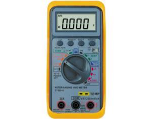 DT82040 3 3/4 Digital Auto-Range Multimeter