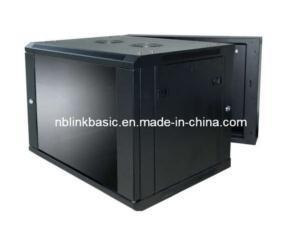 9u 600*550 WCC Wall Mount Cabinet, 19 Inch, Double Section