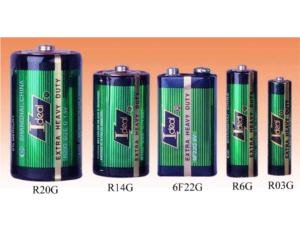 EXTRA HEAVY DUTY BATTERY(METAL JACKET)