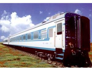 TYPE 25Z AIR-CONDITIONED PRE-HIGH SPEED CUSHIONED SEATING CAR