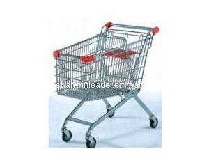 Wire Shopping Cart (YLD-BT130 130L)