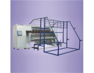 RPQ-Non Shuttle quilting machine