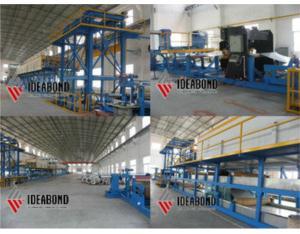 Ideabond Color Coated Aluminum Coils (Production Line)
