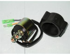 Motorcycle Parts - Magnetic Switch Assy., Stater