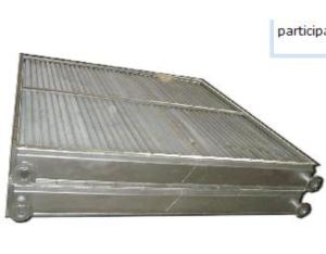 Air Heat Exchanger for Rubber Drying