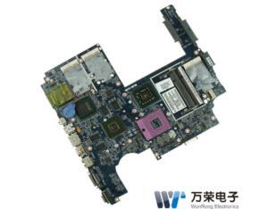 507169-001 for HP DV7 Laptop Motherboard