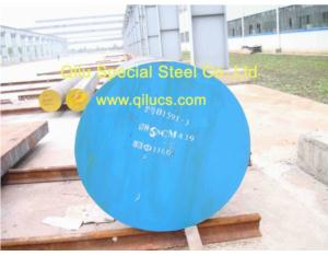 Forged Steel Round Bar (40crnimo, sncm439, 4340)