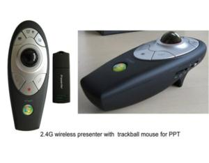 Wireless Laser Pointer / Presenter (PRTC 304)