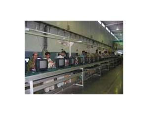 Automatic Assembly Production Line for TV Sets