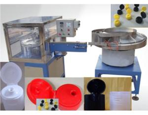 Rotary Cap Closing/Assembly Machine