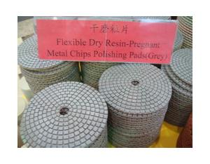 Diamond Dry Polsihing Pads