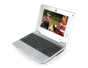 7 inch Mini Laptop/UMPC (L001-1VIA)
