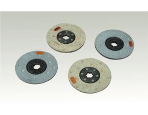 Assembly clutch plate