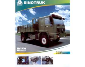 HOWO Cargo Truck 4*4