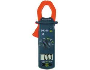 Digital Clamp Meter - DT200 3 1/2