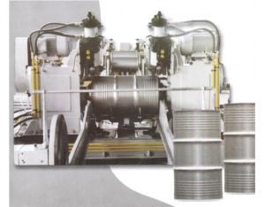 Complete Set of Production Line for Steel Barrel