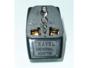 Plug Adapter (WAIIIv-6 Black)