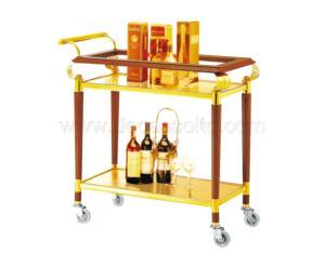 Cone-Foot Wine trolley (DCS-M-08)