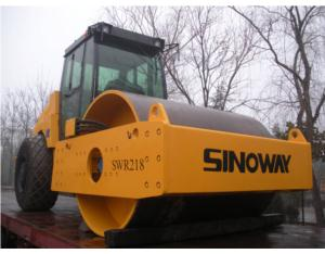 Sinoway Soil Compactor (SWR218H)