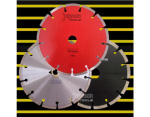 200mm Diamond Laser Saw Blade for Stone (1.3.1.6)