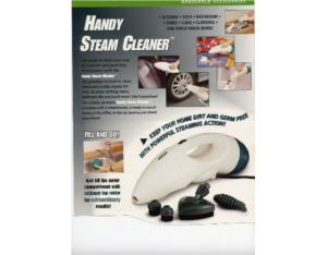Handy Steam Cleaner (CIE-188B)